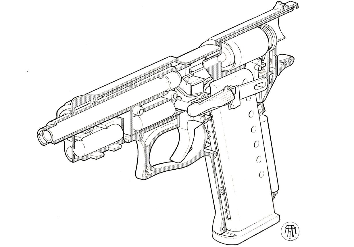 Soft air gun 3 width=